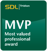 MVP award logo